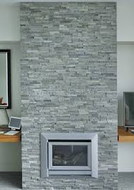 ledgestone veneer in london interior decoration of live room in one hotel sierra blue