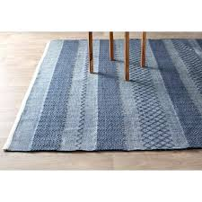blue rug outdoor fab habitat estate hand woven blue indoor outdoor area rug reviews