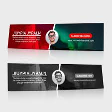 Channel Art Template Youtube Channel Art Template Free Download Wisxi Com