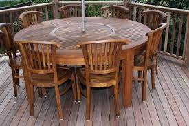 outdoor teak table top dining plans furniture sydney australia round 6 decorating winning 1