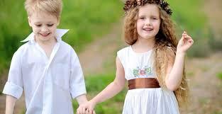 結婚式お呼ばれゲスト子供向け男の子女の子髪型アレンジ