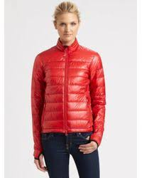 Canada Goose. Women s Red Hybridge Lite Jacket