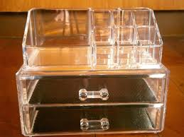 acrylic cosmetic organizer review