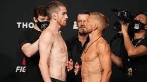 UFC Fight Night results -- Cory ...