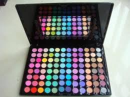 professional mac makeup eye shadow kit