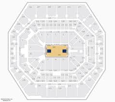 Indiana Basketball Seating Chart 61 Complete Conseco Fieldhouse Seating Chart With Seat Numbers