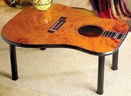 Musical Furniture Mesa De Centro Guitarras Pinterest Guitars And Music Decor