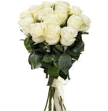 Купить «Белые розы» «<b>Букет</b> «<b>Первый снег</b>»» в «Красноярске ...