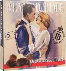<b>Шоколадные конфеты Beyond</b> Time Сердечки молочный ...