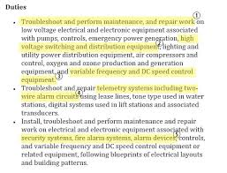 maintenance duties resume electrician resume sample complete guide 20 examples
