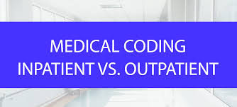 Medical Coding Practice Charts Key Differences Between Inpatient Coding And Outpatient Coding