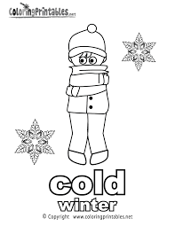 Weather Word Search Simple English Coloring Pages - Coloring Page ...