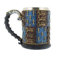 heraldic tankard image