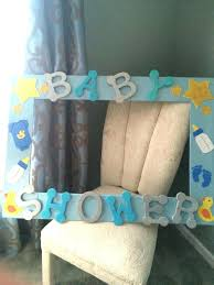 baby shower picture frames baby shower picture frame baby shower frame for photos make out of