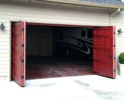 swing out garage doors swing out garage doors craftsman garage door opener on sears garage door