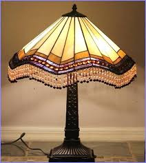 stained glass lamp pattern shades free patterns odyssey