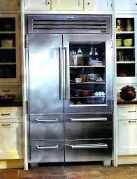 kitchenaid 4 door refrigerator inch refrigerator french door kitchen beautiful glass door refrigerator design idea feat smart wall storage kitchenaid french