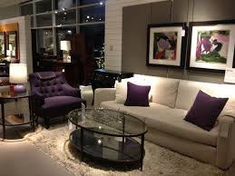 Purple Living Room Furniture Simple Ideas Purple Living Room Set Crafty 15 Pretty In Purple
