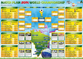 Fifa World Cup 2014 Schedule Fifa World Cup 2014 Schedule