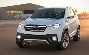 2018 subaru 3rd row suv. contemporary 3rd the 2018 subaru seven seater suv is exclusively designed according to the  current market needs throughout subaru 3rd row suv o