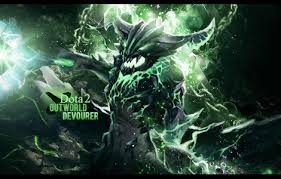 dota 2 outworld devourer by strengxd on deviantart