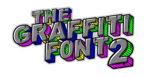 Graffiti Font Free The Graffiti Font 2 Free On Behance