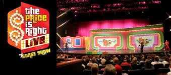 Barbara B Mann Interactive Seating Chart The Price Is Right Live Stage Show Barbara B Mann