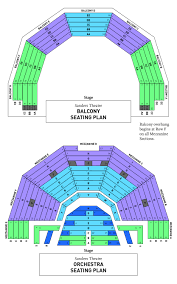 Bpyo Venue Seating Charts