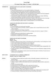 Security Engineer Resume Sample Associate Security Engineer Resume Samples Velvet Jobs 11