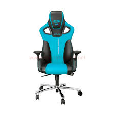 Light Blue Gaming Chair E Blue Cobra Pro Gaming Chair Blue And Black Eec303