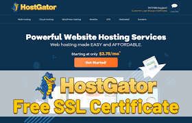 Hostgator Customer Support Hostgator Free Ssl Certificate Overview How To Install It