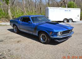 1970 Ford Mustang BOSS 302 ~ For Sale American Muscle Cars