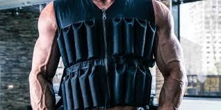 weighted vest murph