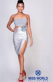 Anak ni Melanie Marquez sa 2019 Miss World-PH stint: 'I'm ready a hundred  percent' | Bombo Radyo News