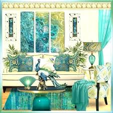 Perfect Peacock Bedroom Peacock Home Decor Ideas Peacock Home Decor Ideas  Impressive Creative Peacock Home Decor Best