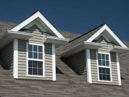 Dormers add light to an attic space and make the house appear larger from  the outside