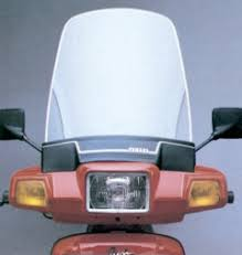 yamaha riva 125 motor scooter guide yamaha riva 125 windscreen accessory