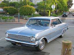 1963 chevy nova   1963 Chevrolet Nova 2 Door Hardtop 'DMS 362' 1 ...