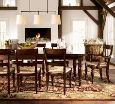 modern dining room rug. Attractive Persian Dining Room Rug Mixed With Alluring Track Lamp And Pebble Coal Fireplace Modern .