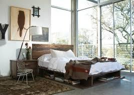 Awesome Reclaimed Wood Bedroom Furniture regarding Inspire