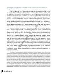christianity essay introduction being christian living for god uk essays