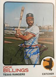 Q&A with Former MLB Catcher Dick Billings [Bio & Interview]