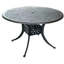 metal round patio table metal round patio table elegant metal patio tables or medium round metal