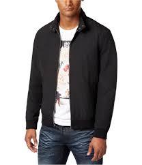Inc International Concepts Men S Jackets Size Chart Details About I N C Mens Snap Collar Bomber Jacket