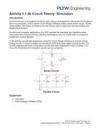 Analog Vs Digital Circuit Design 1 1 5 Ab Circuit Theory Simulation
