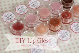 i came across a multitude of diy lip gloss recipes on and dedicated an afternoon to make some of my own i was intrigued by the idea that i could