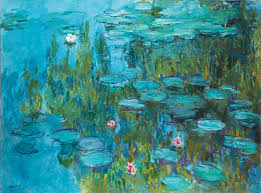 monet celebrated the end of world war i by giving france water lilies