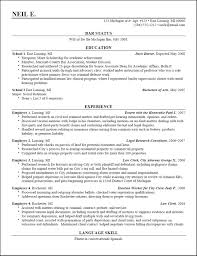Sample Resume For Oil Field Worker Free Resume Example And