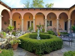 one story tuscan style house plans
