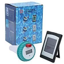 <b>Professional Wireless Digital Swimming</b> Pool SPA Floating ...
